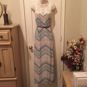 Super Cute Summer Maxi Dress